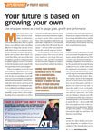 <em>Motor Age</em>, July 2018 - Your Future is Based on Growing Your Own