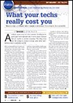 ABRN - Auto Body Repair News, July 2013 What Your Techs Really Cost You