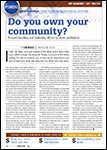 ABRN - Auto Body Repair News, August 2013 Do You Own Your Community