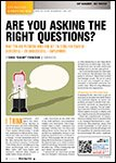 Motor Age, October 2013 Are You Asking the Right Questions