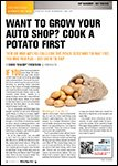 Motor Age, November 2013 - Want To Grow Your Auto Shop? Cook A Potato First