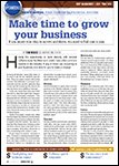ABRN - Auto Body Repair News, November 2013 Making Time To Grow Your Business