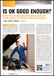 Motor Age, February  2014 - Is OK Good Enough?