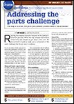 ABRN - Auto Body Repair News, February 2014 Addressing the Parts Challenge