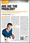 Motor Age, March 2014 - Are We The Problem?