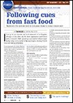 ABRN - Auto Body Repair News, June 2014 Following Cues From Fast Food