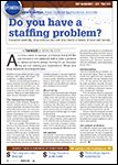 ABRN - Auto Body Repair News, November 2014 Do You Have A Staffing Problem?