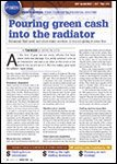 ABRN - Auto Body Repair News, January 2015 Pouring Green Cash Into The Radiator