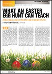 Motor Age, March 2015 - What An Easter Egg Hunt Can Teach