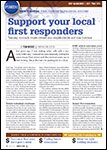 ABRN - Auto Body Repair News,  March  2015 - Support Your Local First Responders