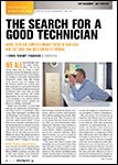 Motor Age, April 2015 - The Search For A Good Technician