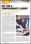 Motor Age, May 2015 - Are You  Compassionate Leader?
