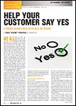 Motor Age, July 2015 - Help Your Customers Say Yes