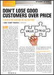 Motor Age, January 2016 - Don't Lose Good Customers Over Price