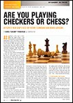 Motor Age, March 2016 - Are You Playing Checkers Or Chess?