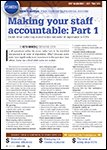 ABRN - Auto Body Repair News, March, 2016 - Making Your Staff Accountable: Part One