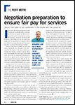 ABRN - Auto Body Repair News, July 2016 - Negotiation Preparation to Ensure Fair Pay for Services