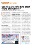 Motor Age, October 2016 - Can You Afford to Hire Great Techs and Writers?