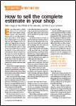 <em>Motor Age</em>, January 2017 - How to Sell the Complete Estimate in Your Shop